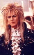 David Bowie in Labyrinth